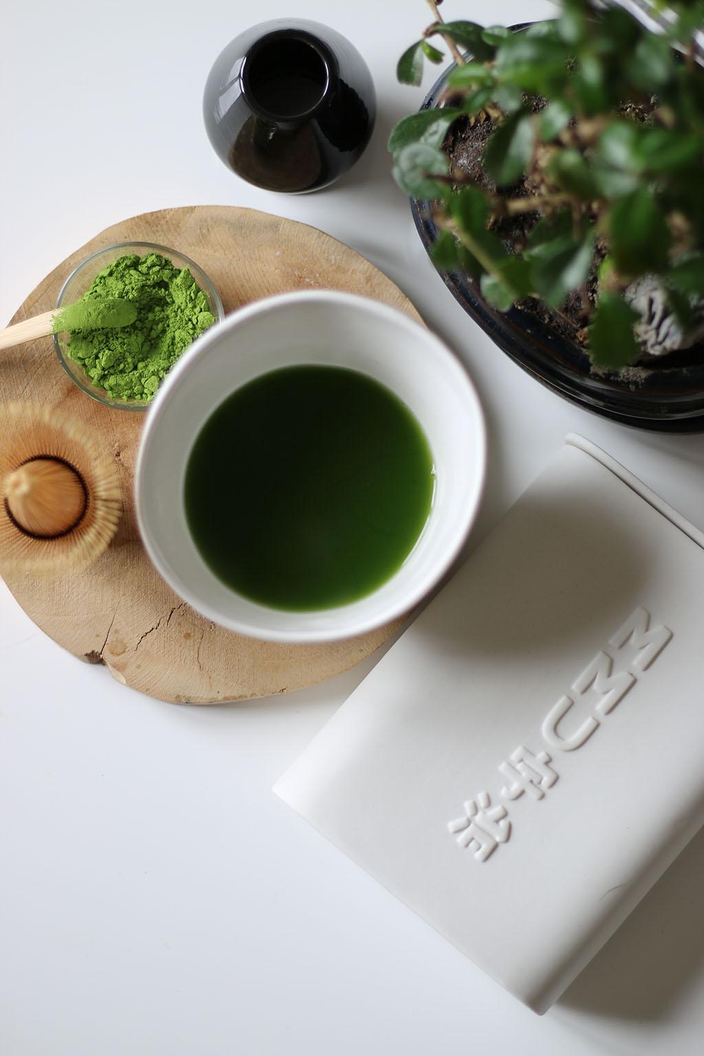 sélection de thés et tisanes matcha lepetitmondedelodie