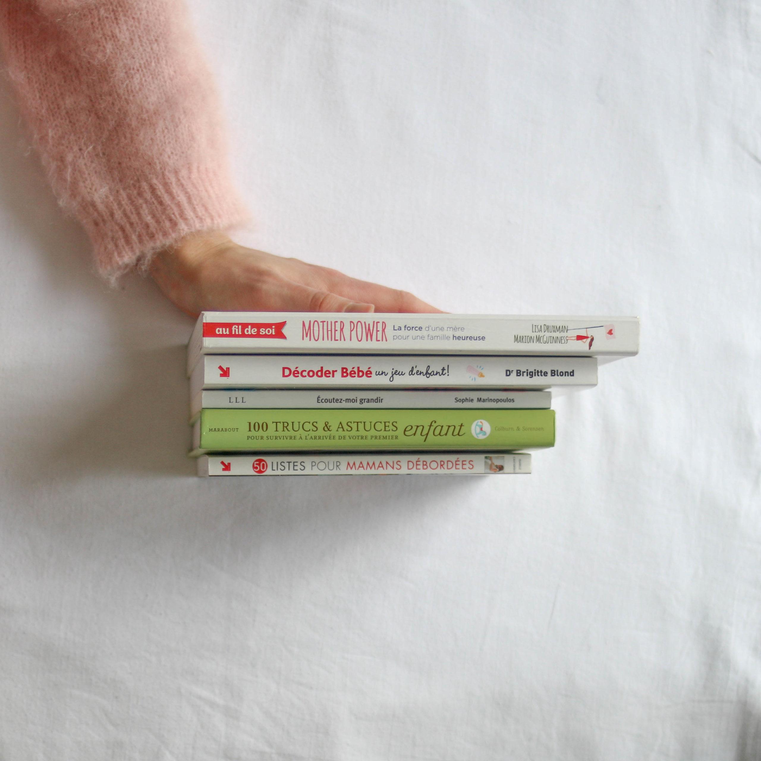 livres pour les parents