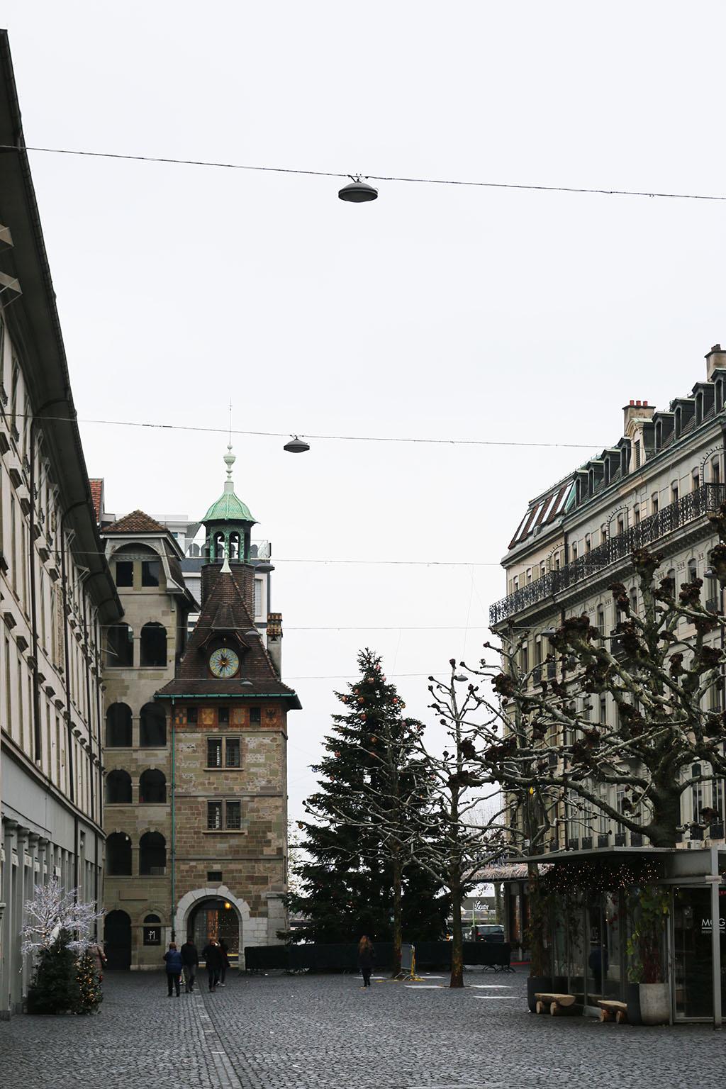 geneve en suisse