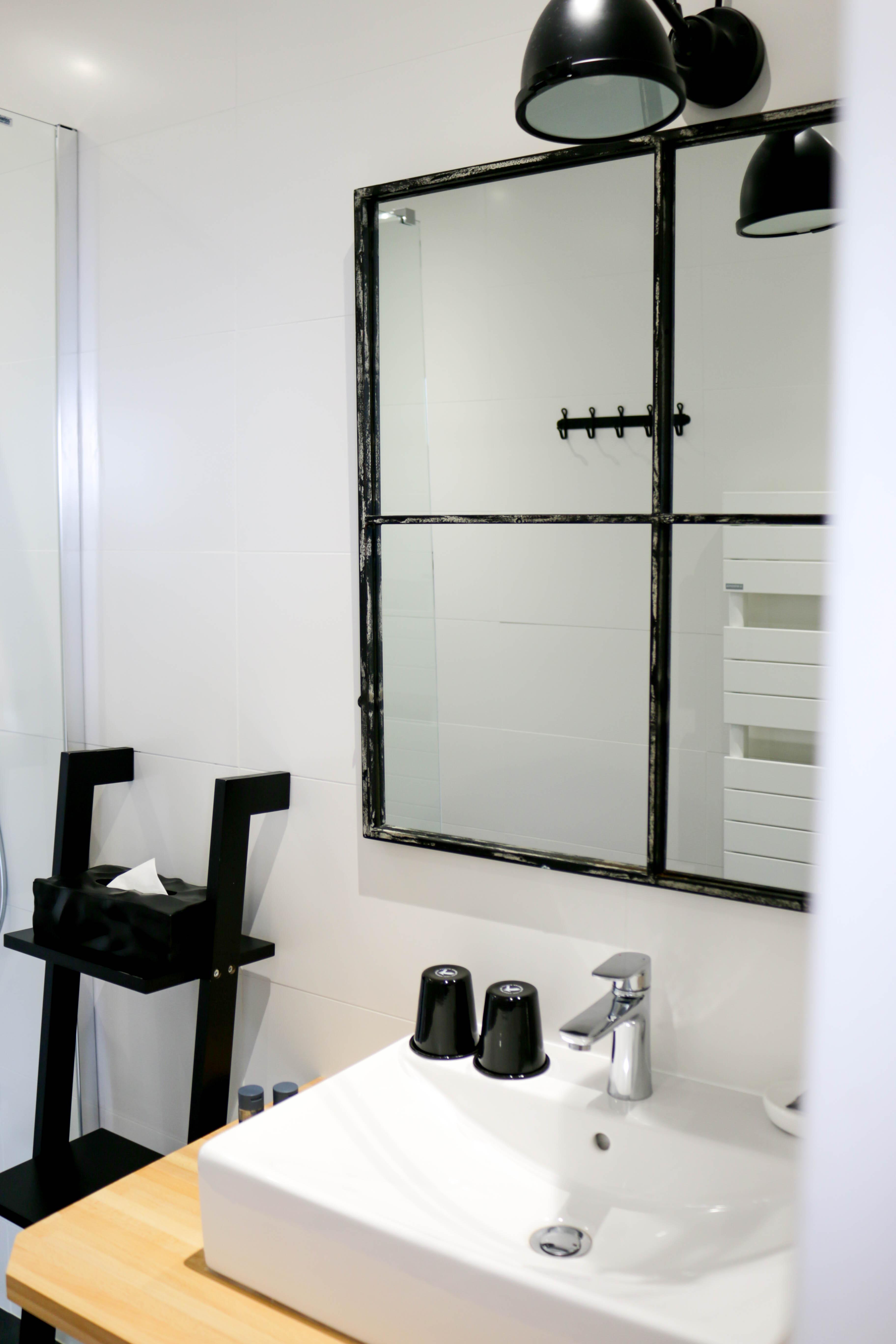 salle de bains de la villa les hydrangéas