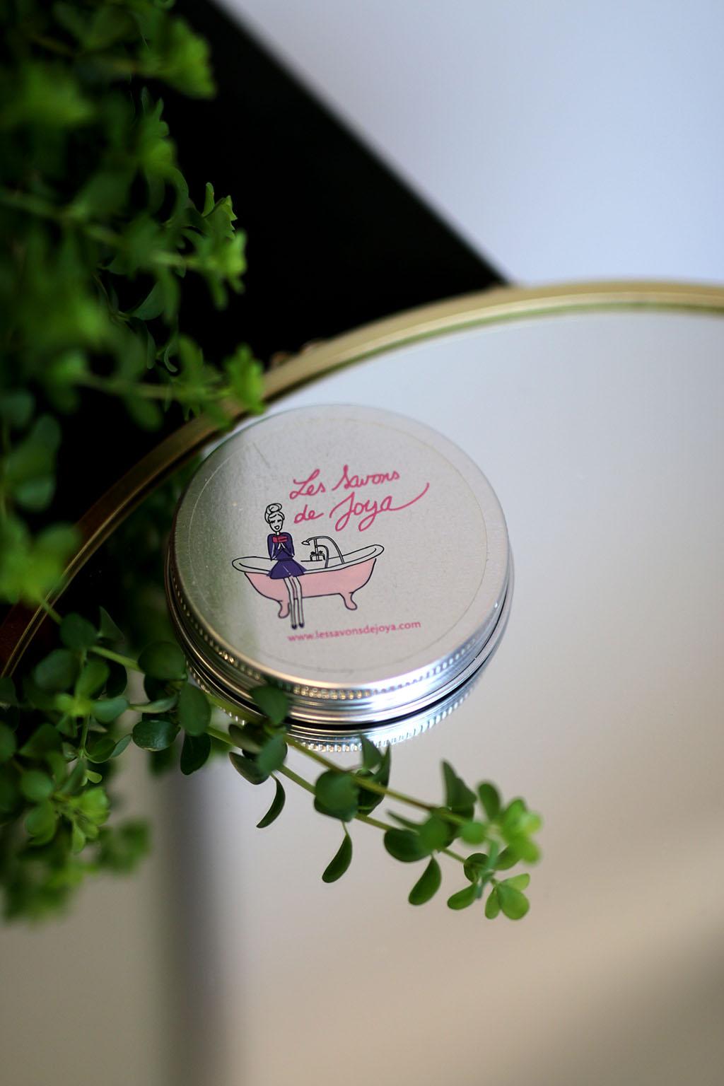 boite de conservation de savons