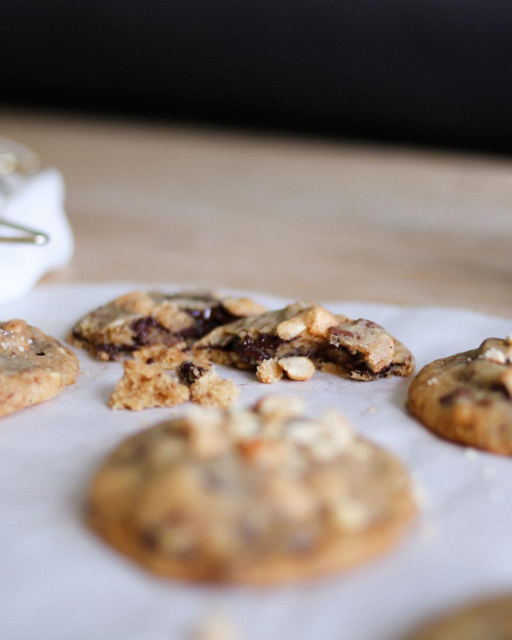 cookies de morgan au chocolat