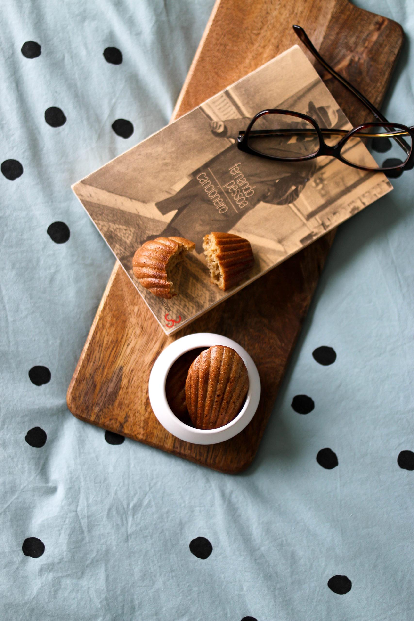 recette légère de madeleines sans beurre