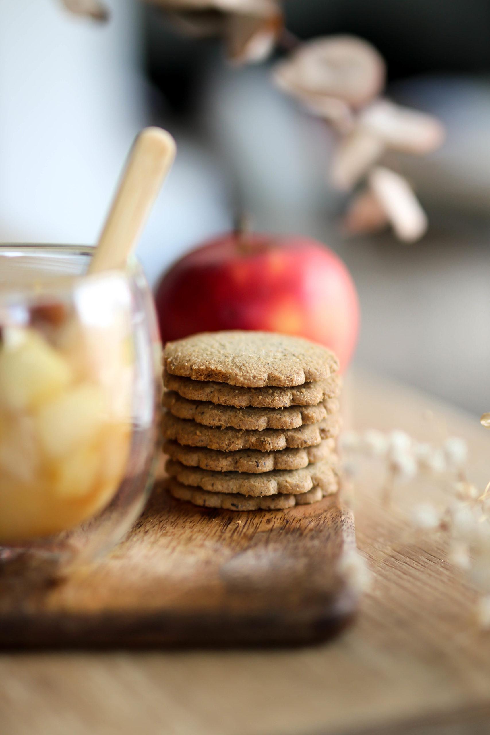 biscuits au sarrasin